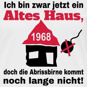 """Geburtstag T-Shirts mit """"Lustige 1968 geboren Geburtstag Baujahr Sprüche"""""""
