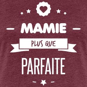 MAMIE PLUS QUE PARFAITE