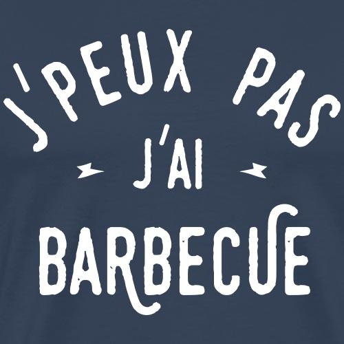 J'PEUX PAS J'AI BARBECUE