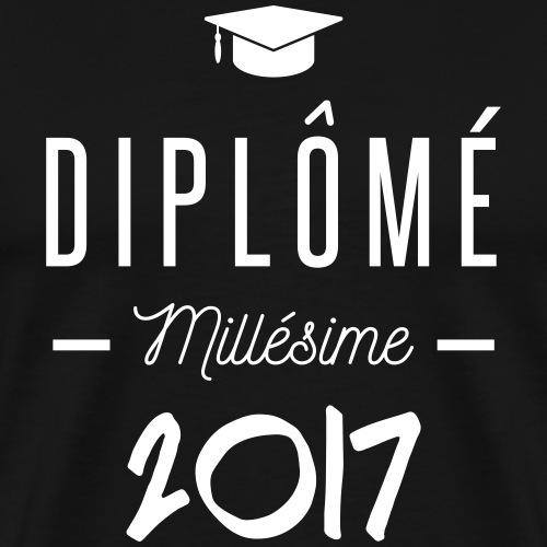 diplomé millésime 2017