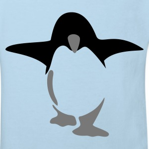 Light blue Penguin Kids' Shirts - Kids' Organic T-shirt