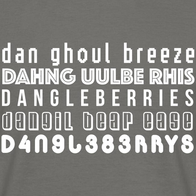 Dangleberries!