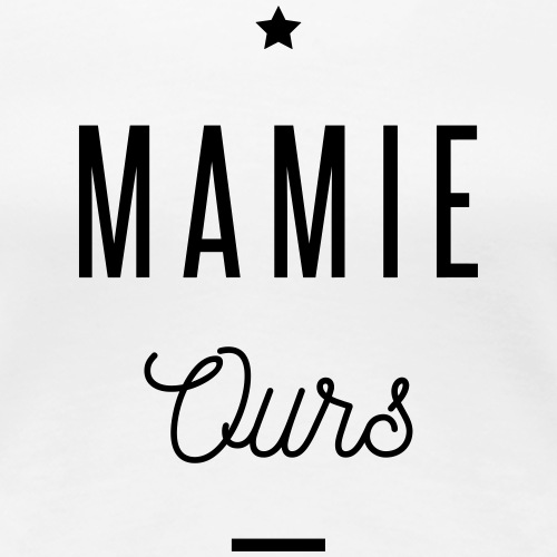 MAMIE OURS