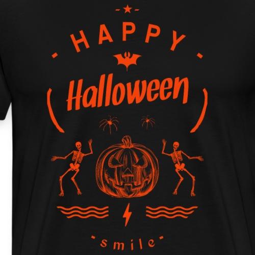 happy halloween-smile
