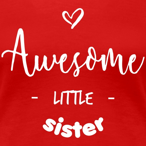 Awesome Little Sister