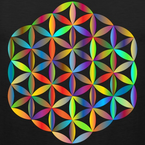 Prismatic Flower Of Life
