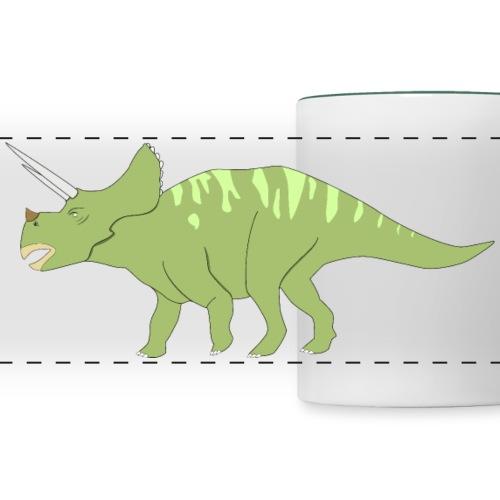 Walking Triceratops