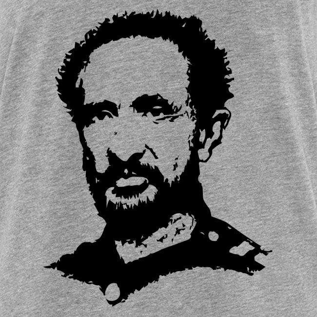 Haile Selassie - Rastafara - Tanktop