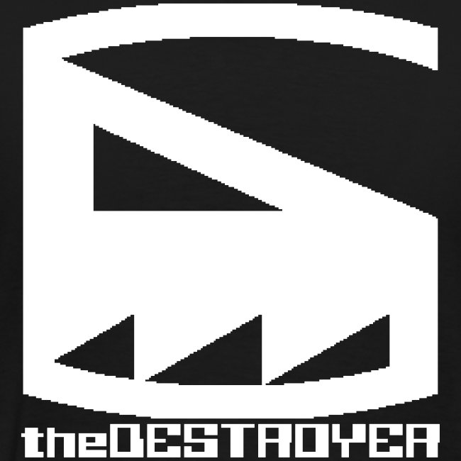 2018 - THE DESTROYER t-shirt
