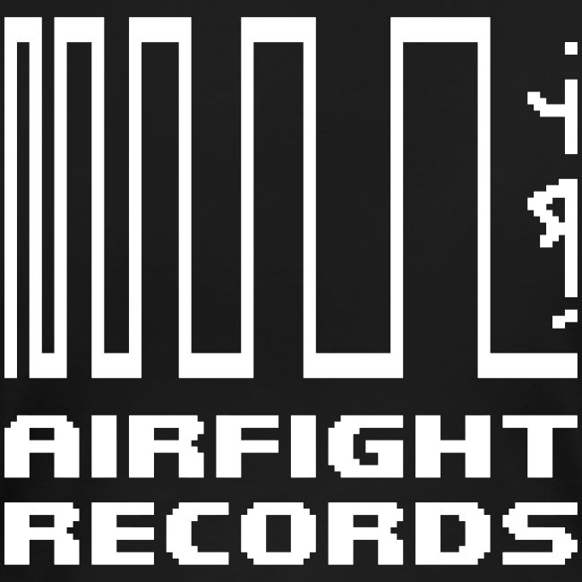 2018 - AIRFIGHT records girl t-shirt