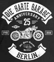 Elegant 25 Jahre Harte Garage