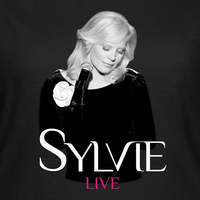 T-shirt Femme Classique Sylvie Live
