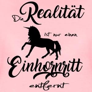 Die Realität ist nur einen Einhornritt entfernt