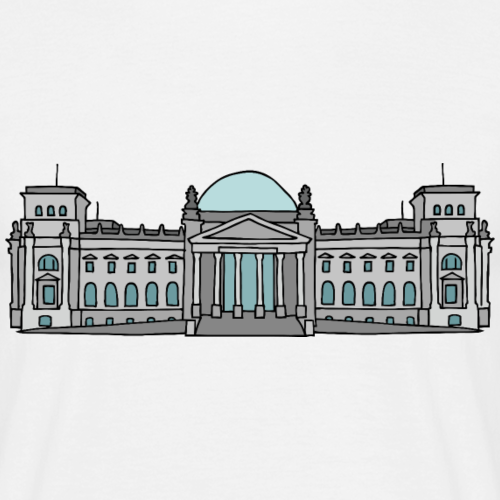 Reichstagsgebäude BERLIN c