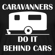 Design ~ Caravanners do it behind cars
