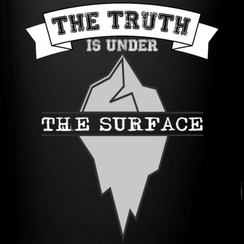 Eisberg - Die Wahrheit liegt darunter