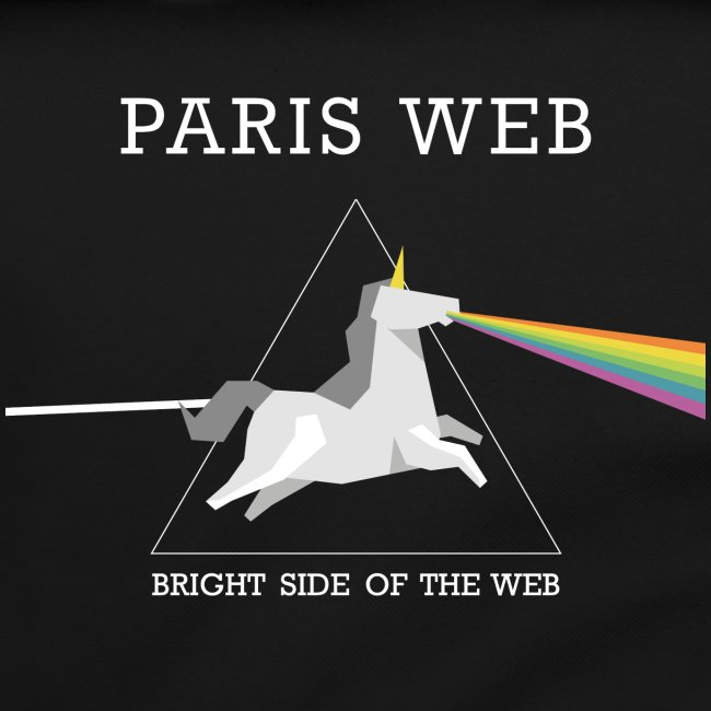 The bright side of the web - Sac à bandoulière