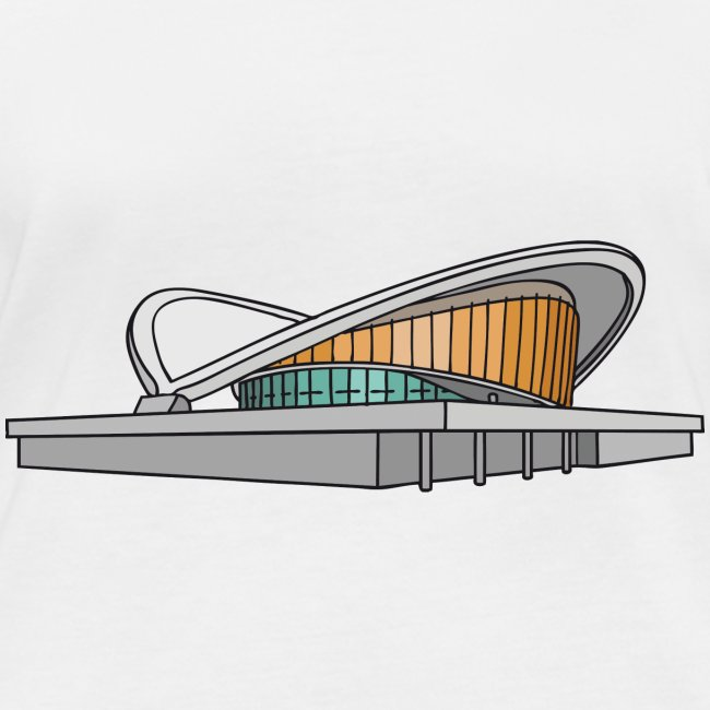 """Kongresshalle """"Schwangere Auster"""" Berlin"""
