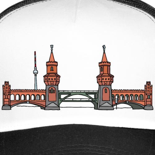 Oberbaumbrücke BERLIN c