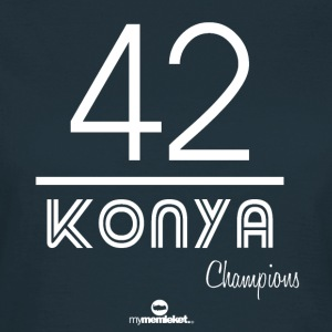 Navy Konya champ2 T-Shirts - Frauen T-Shirt