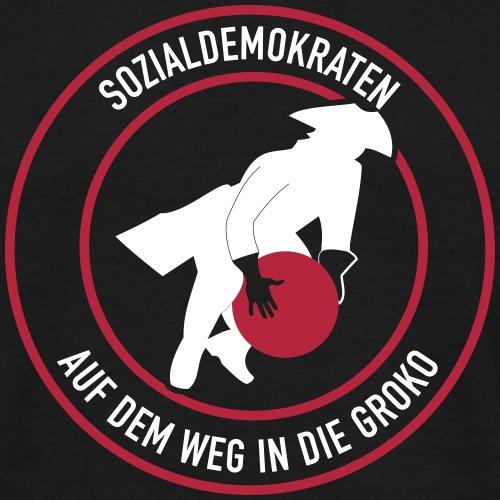 Sozialdemokraten GroKo