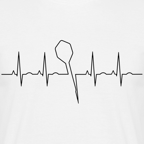 EKG Herz Dart