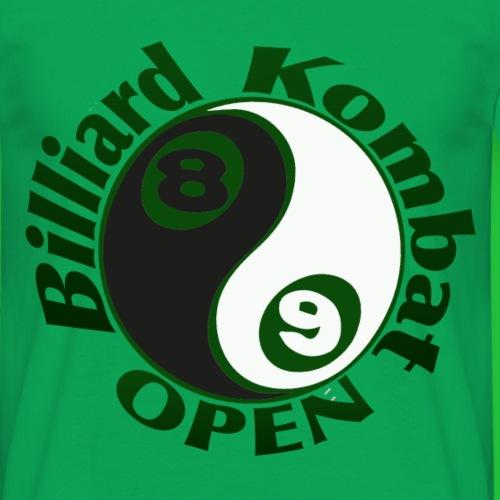 Billiard Kombat Open
