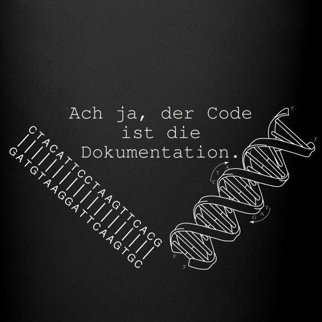 Quellcode ist Dokumentation
