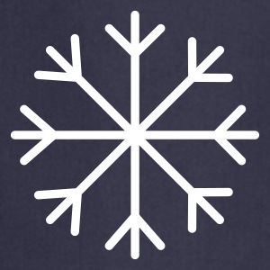 snowflake  Aprons - Cooking Apron