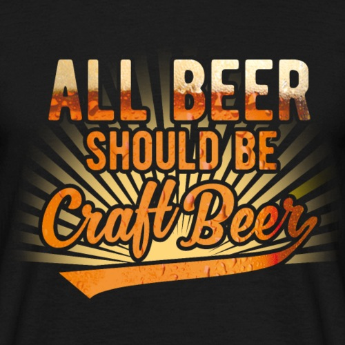 All beer should be craft beer