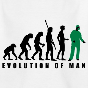 evolution_chirurg_2c Shirts - Teenager T-shirt