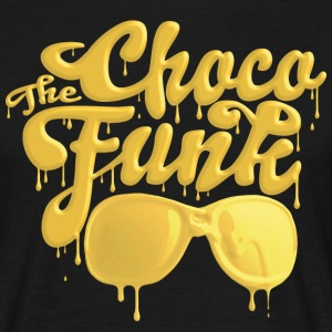 The Choco Funk Cream Tee shirts - T-shirt Homme