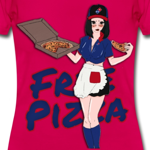 Free Pizza (by HellHoePastel)