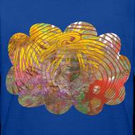 Motiv ~ T-shirt børn, angel cloud
