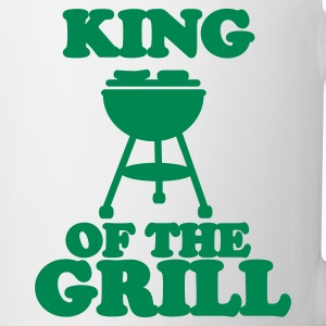 White king of the grill Mugs  - Mug