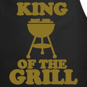 Noir king of the grill Tabliers - Tablier de cuisine