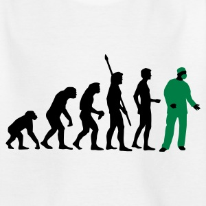 evolution_chirurg_b_2c Shirts - Teenager T-shirt