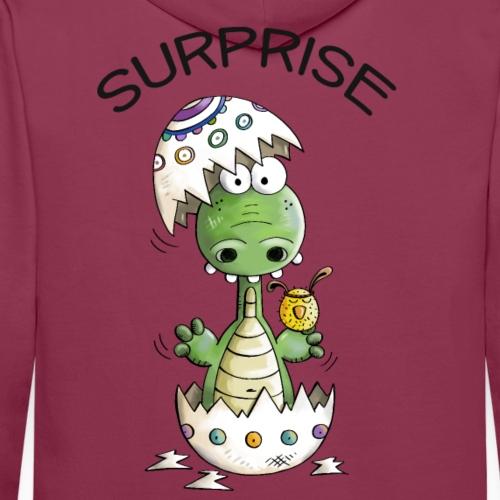 Surprise Dino - Dinos - Dinosaurier - Saurier - Ei