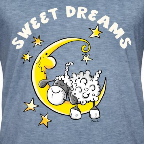 Sweet Dreams - Schaf im Mond - Comic