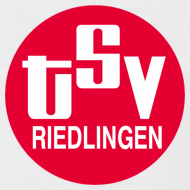 Motiv ~ Männer kurz Baseball-Shirt TSV  logo rot