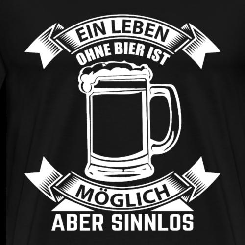Ein Leben ohne Bier