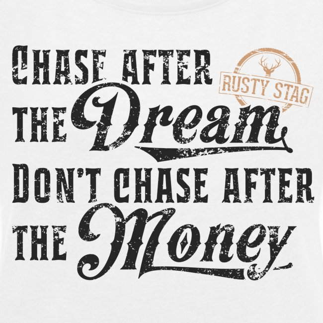 Chase The Dream Ladies Scoop Neck