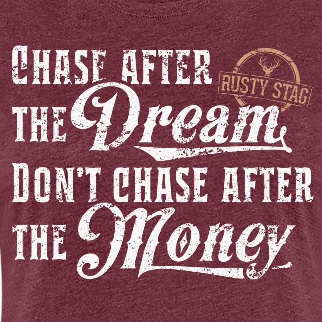 Chase The Dream Ladies Tee