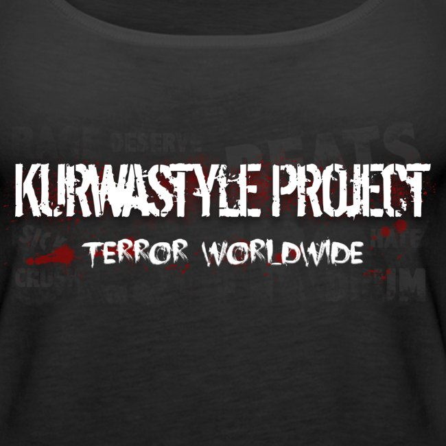 Kurwastyle Project Women's Tank Top