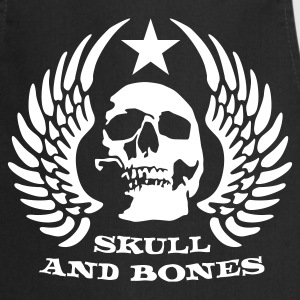 skull_and_bones_3_1c Tabliers - Tablier de cuisine