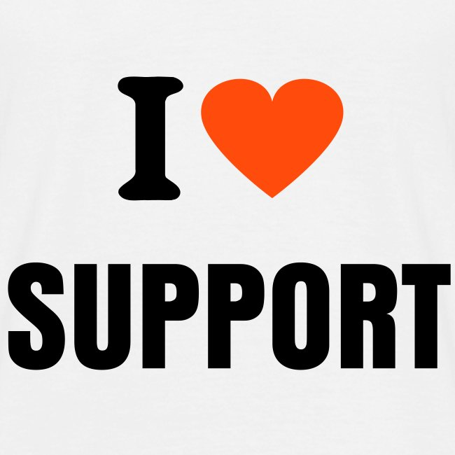I ♥ Support