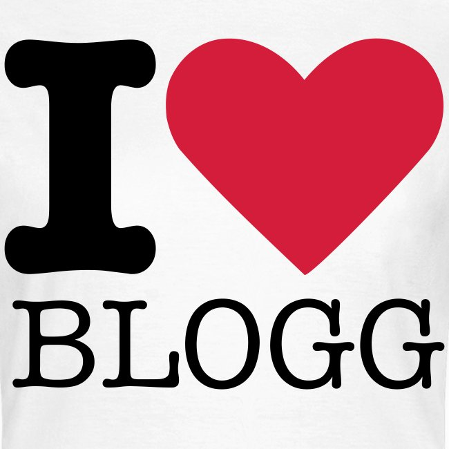 I love blogg