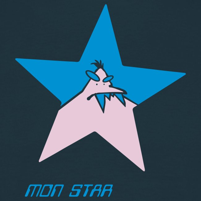 mon STAR monster