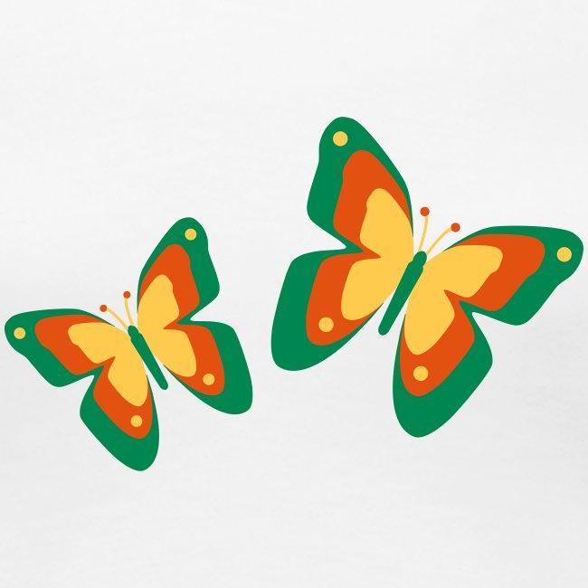 Schön Frühling Schmetterlinge Färbung Seiten Bilder - Ideen färben ...