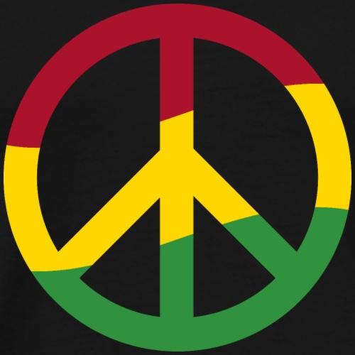 Peacezeichen Rastafari Reggae Musik Frieden Pace